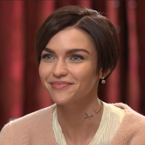 Ruby Rose wearing Antandre